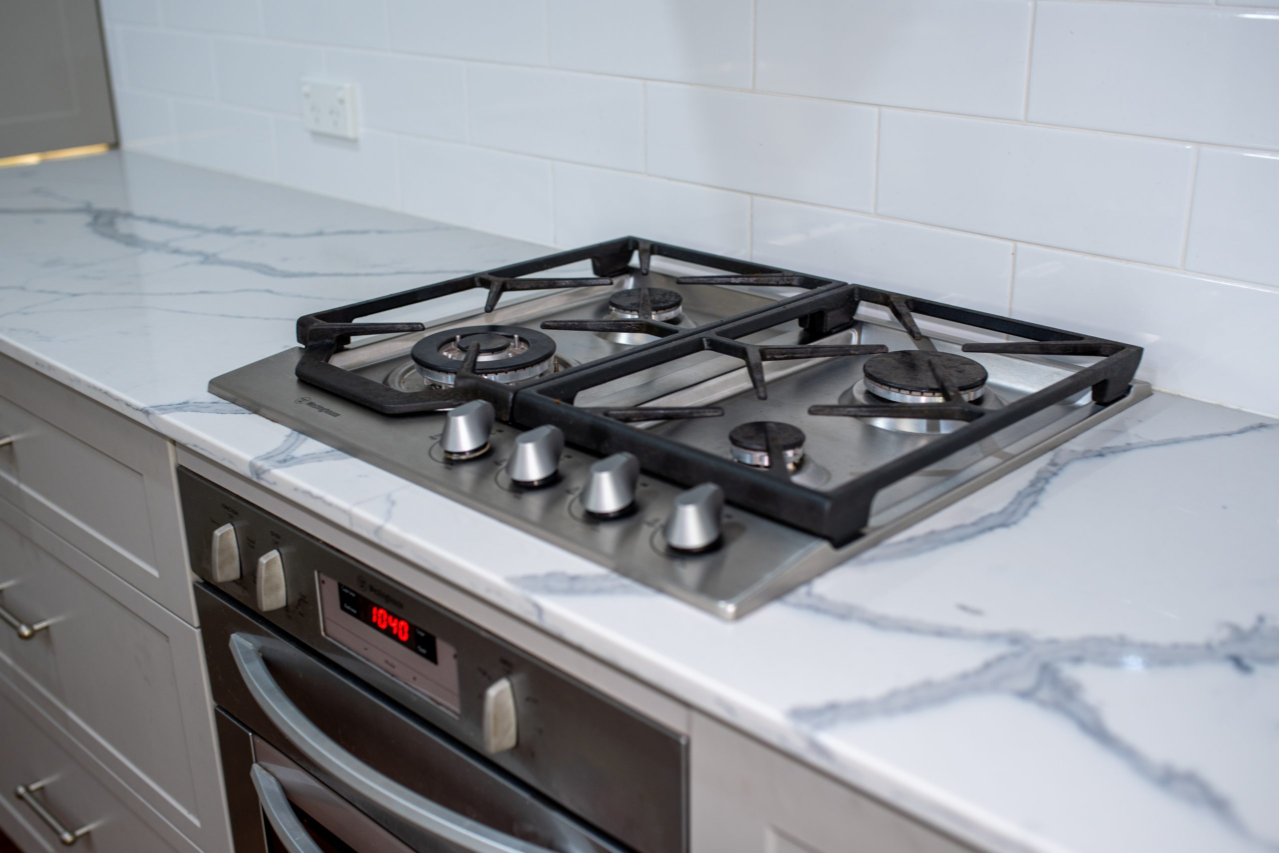 Kitchen Gas Cooktop