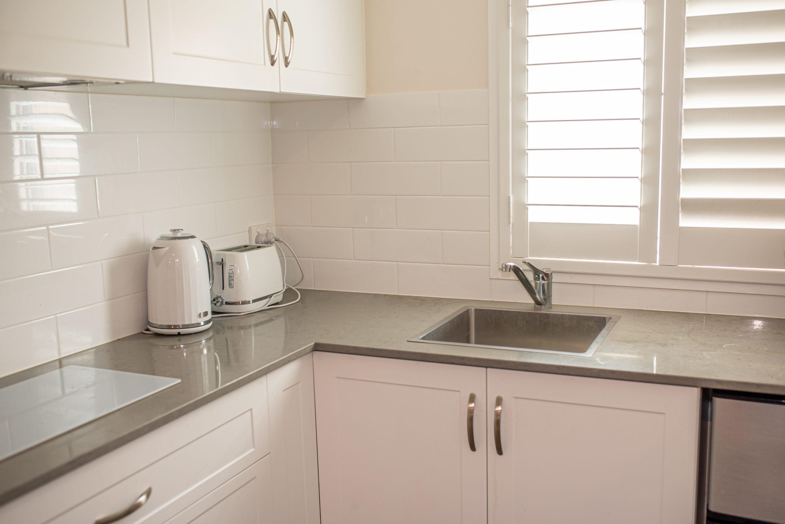 Kitchen sink & mixer